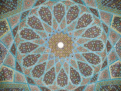 Mausoleo del poeta Hafez