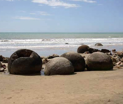 Geometría de piedra (Nueva Zelanda)