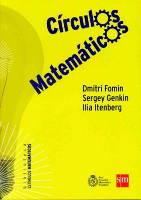 Portada del libro Círculos Matemáticos