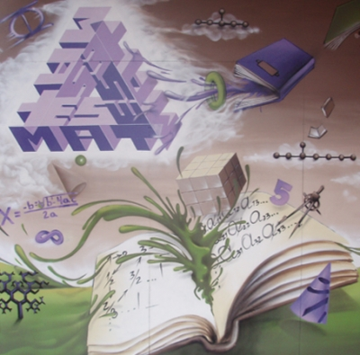 Graffiti y Mates 2010