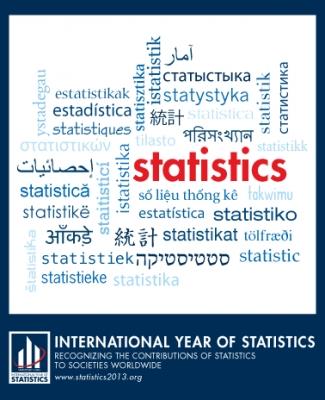 2013, Año Internacional de la Estadística
