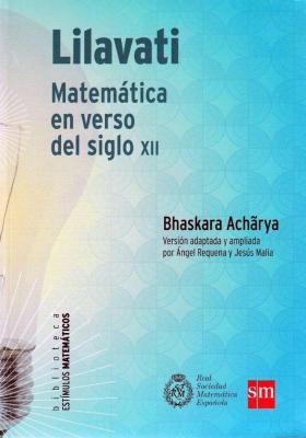 Lilavati. Matemática en verso del siglo XII