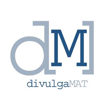 Logotipo ganador del Concurso de Logotipos para DivulgaMAT