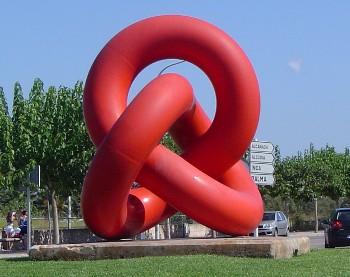 Nudo Trébol (Alcudia, Mayorca)
