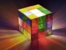 Lámpara de Rubik