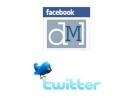 DivulgaMAT en facebook y twitter