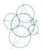 Teorema de los cinco círculos